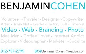 Benjamin Cohen Creative