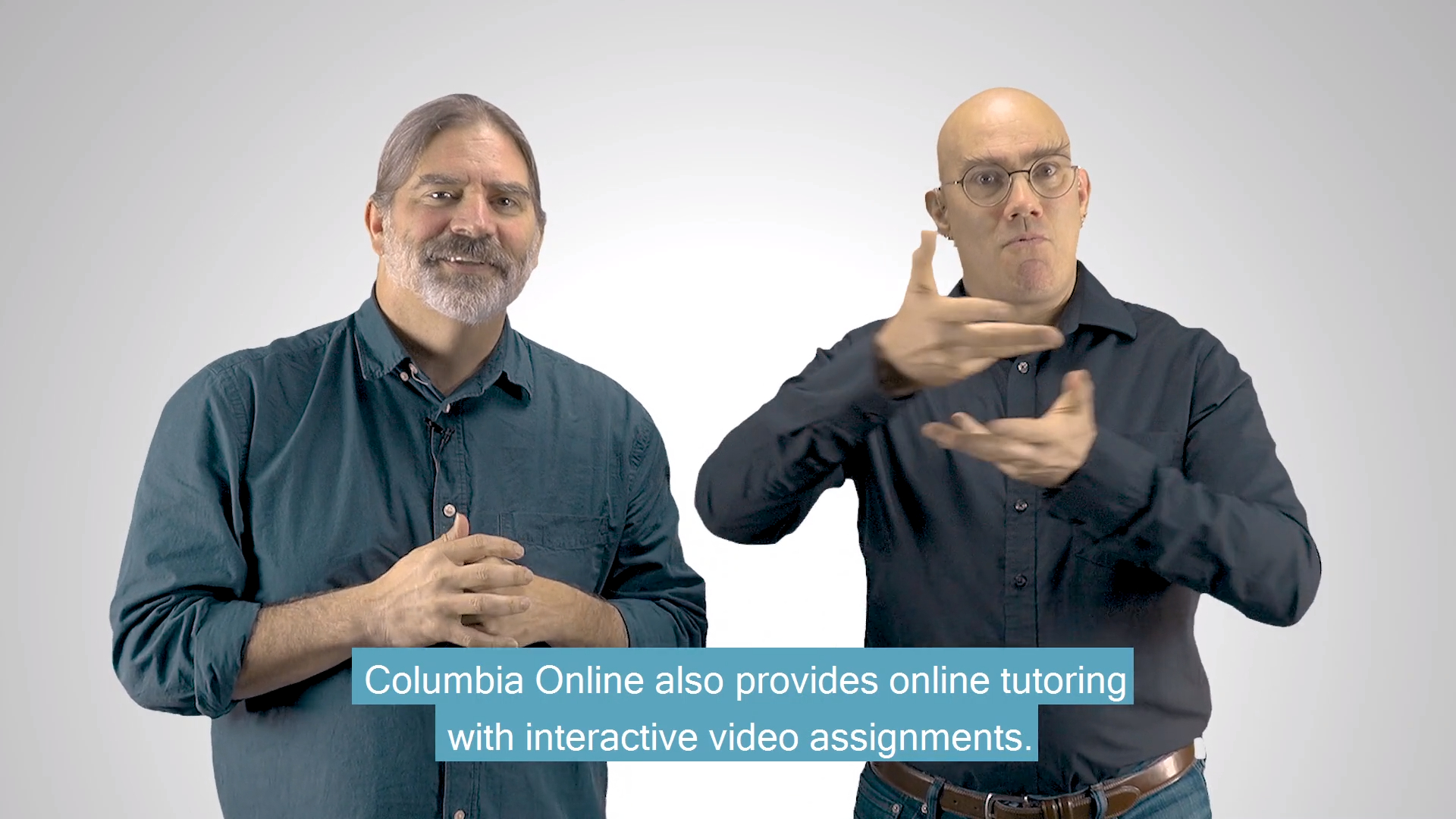American Sign Language Course Marketing Video